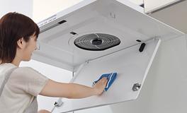 換気扇掃除のイメージ写真